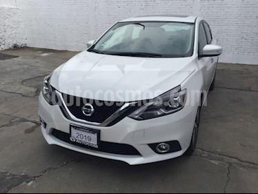 Foto venta Auto usado Nissan Sentra SENTRA EXCLUSIVE NAVI CVT (2019) color Blanco precio $329,000