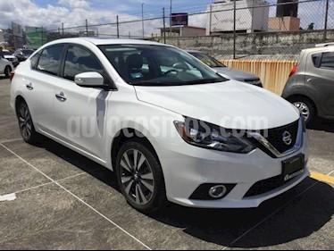 Foto venta Auto usado Nissan Sentra SENTRA EXCLUSIVE NAVI CVT (2018) color Blanco Perla precio $308,000