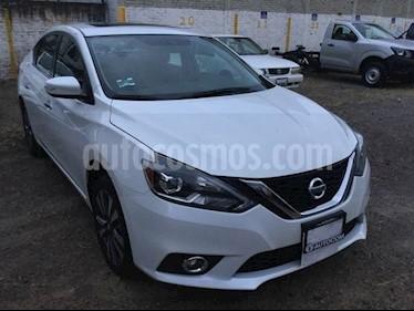 Foto venta Auto usado Nissan Sentra SENTRA EXCLUSIVE NAVI CVT (2018) color Blanco precio $298,000