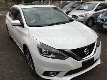 Foto venta Auto usado Nissan Sentra SENTRA EXCLUSIVE NAVI CVT (2018) color Blanco precio $310,000