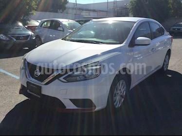 Foto venta Auto usado Nissan Sentra SENTRA SENSE CVT 17 (2017) color Blanco precio $205,000