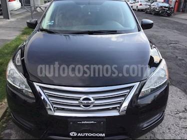 Foto venta Auto usado Nissan Sentra SENTRA SENSE CVT (2015) color Negro precio $160,000
