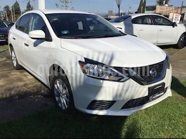 Foto venta Auto usado Nissan Sentra SENTRA SENSE CVT (2017) color Blanco precio $210,000