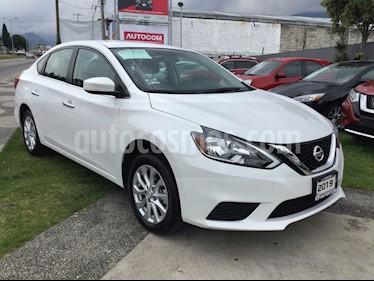 foto Nissan Sentra SENTRA SENSE MT usado (2019) color Blanco precio $240,000