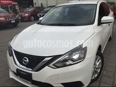 Foto Nissan Sentra SENTRA SENSE MT usado (2017) color Blanco precio $215,000