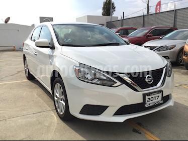 Foto venta Auto usado Nissan Sentra SENTRA SENSE MT (2017) color Blanco precio $205,000