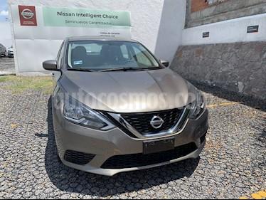 Foto venta Auto usado Nissan Sentra SENTRA SENSE TM (2017) color Acero precio $209,000
