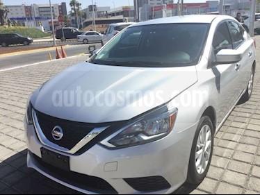 Foto venta Auto usado Nissan Sentra SENTRA SENSE (2017) color Plata precio $200,000