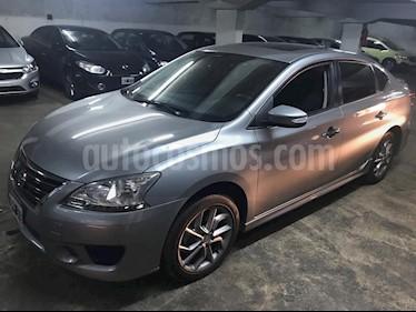 Foto venta Auto Usado Nissan Sentra SR Aut (2015) color Acero precio $410.000