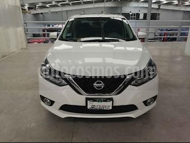 foto Nissan Sentra SR Aut usado (2017) color Blanco precio $280,000