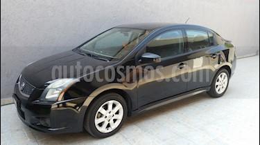 Nissan Sentra SR Aut usado (2011) color Negro precio $145,000