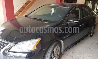 Foto Nissan Sentra SR Aut usado (2014) color Negro precio $170,000