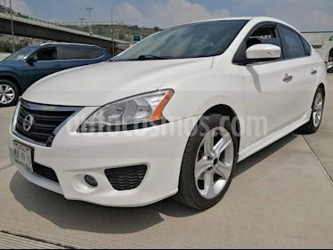 Foto Nissan Sentra SR Aut usado (2016) color Blanco precio $197,000