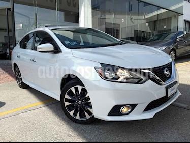 Foto venta Auto usado Nissan Sentra SR Aut (2017) color Blanco precio $265,000