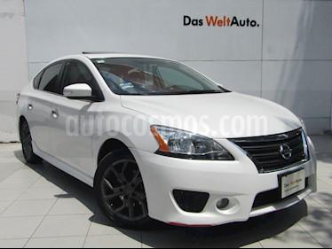 foto Nissan Sentra SR NAVI Aut usado (2016) color Blanco precio $185,000