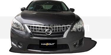 Foto venta Auto usado Nissan Sentra SR NAVI Aut (2013) color Negro precio $136,850