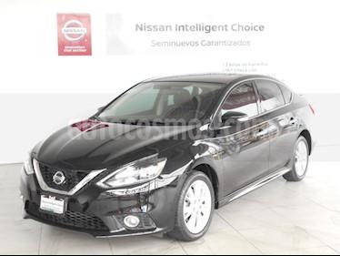 Foto venta Auto Seminuevo Nissan Sentra SR Turbo (2017) color Negro precio $332,000