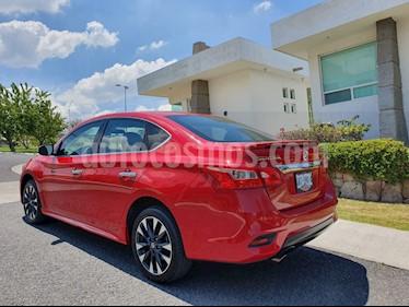 Nissan Sentra SR Turbo usado (2017) color Rojo precio $219,000