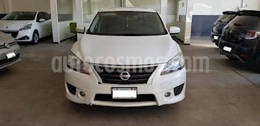 Foto venta Auto usado Nissan Sentra SR (2015) color Blanco precio $470.000