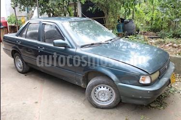 Foto venta Carro usado Nissan Sentra SR  (1993) color Verde precio $5.600.000
