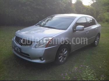 Foto venta Auto usado Nissan Sentra Tekna CVT (2011) color Gris precio $278.000