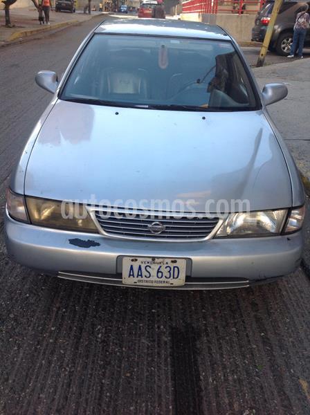 Nissan Sentra Ex Saloon L4,1.6i,16v A 2 1 usado (1997) color Azul precio BoF748.000.000
