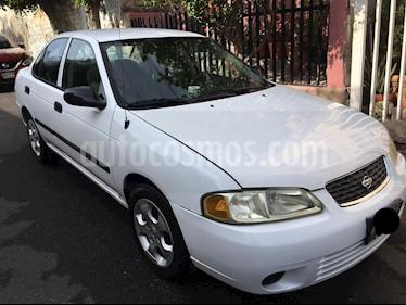 Foto venta Auto usado Nissan Sentra XE 1.8L (2002) color Blanco precio $61,000