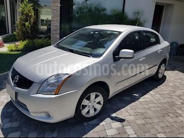 Foto venta Auto Usado Nissan Sentra XE Ac (2013) color Plata precio u$s18.500