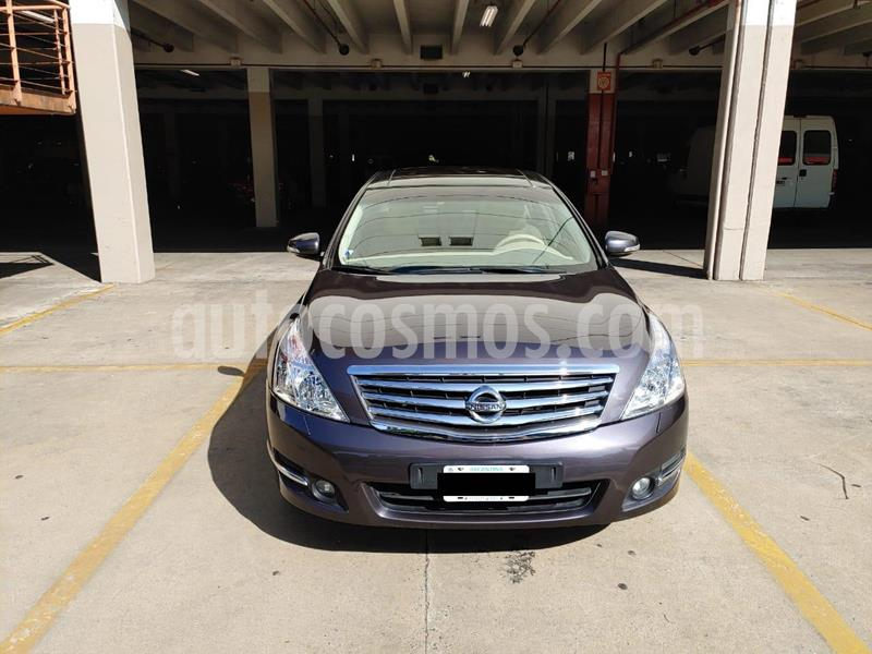 Nissan Teana 250 XV usado (2011) color Gris precio $998.000