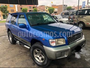 Foto venta Auto usado Nissan Terrano II Sport 5 puertas (1999) color Azul precio u$s5,300