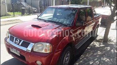 Nissan Terrano  2.5L Diesel CS Ac  usado (2006) color Rojo precio $5.450.000