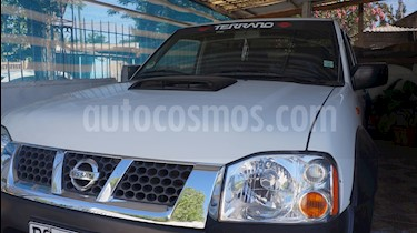Nissan Terrano  AX 2.5L TDi Sello Verde CD Ac usado (2011) color Blanco precio $6.700.000