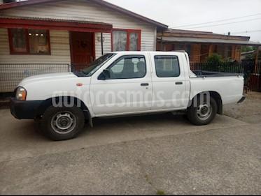 Nissan Terrano  2.4L CD 4x2 usado (2011) color Blanco precio $5.500.000