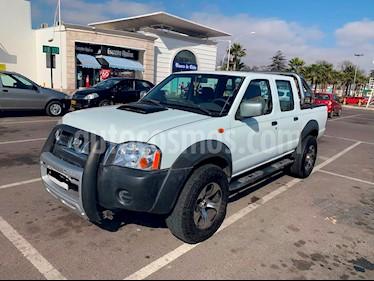 Foto venta Auto usado Nissan Terrano  DXS 2.5L 4X4 CD Ac (2014) color Blanco precio $7.000.000