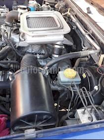 Nissan Terrano  DXS 2.5L TDi CD 4x2 usado (2007) color Azul precio $5.300.000