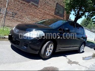 Foto venta Auto usado Nissan Tiida Hatchback Acenta (2009) color Negro precio $250.000