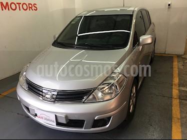 Nissan Tiida Hatchback Acenta usado (2011) color Gris precio $310.000