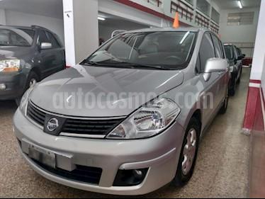 Nissan Tiida Hatchback Tekna usado (2010) color Gris Claro precio $370.000