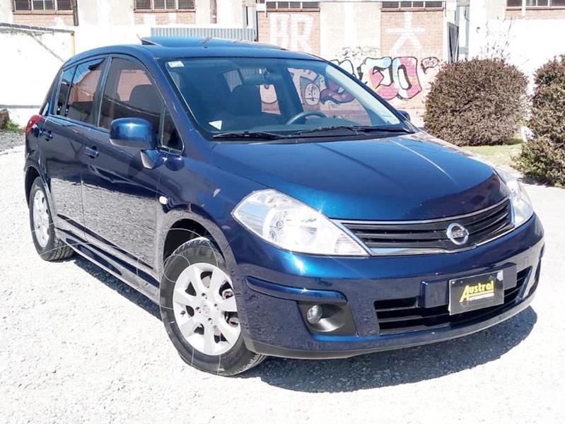 Foto Nissan Tiida Hatchback Acenta usado (2013) color Azul precio $620.000