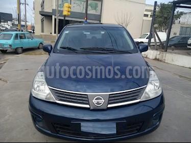 Foto venta Auto usado Nissan Tiida Hatchback Tekna (2008) color Azul precio $245.000