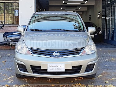 Foto venta Auto usado Nissan Tiida Hatchback Visia (2011) color Arena Dorada precio $2.370.000