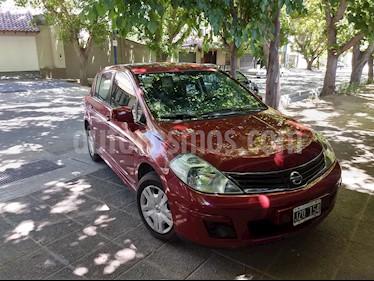 Foto venta Auto usado Nissan Tiida Hatchback Visia (2011) color Rojo precio $220.000