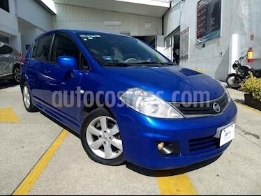 Foto venta Auto usado Nissan Tiida HB Emotion Aut (2013) color Azul precio $115,000