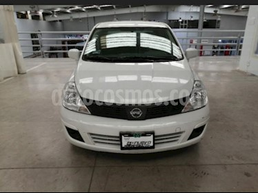 Foto venta Auto usado Nissan Tiida HB Emotion (2013) color Blanco precio $110,000
