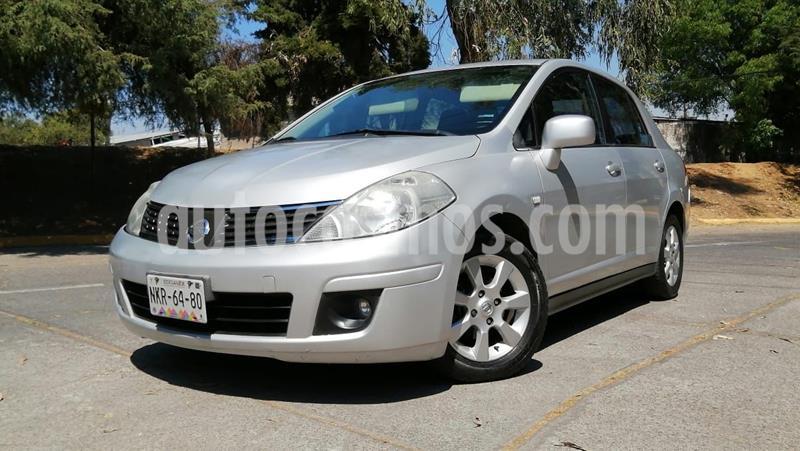 Nissan Tiida HB Premium usado (2008) color Plata precio $80,000