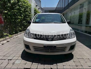 Nissan Tiida HB Emotion  usado (2015) color Blanco precio $105,000