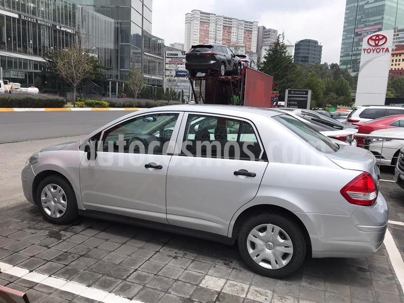 Nissan Tiida HB Special Edition usado (2018) color Gris precio $145,000
