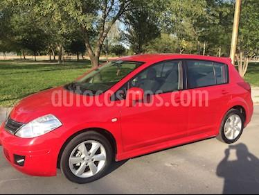 Nissan Tiida HB Special Edition Aut usado (2012) color Rojo precio $98,500