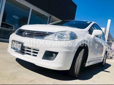 Nissan Tiida HB Emotion Aut usado (2012) color Blanco precio $115,000