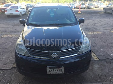 Nissan Tiida HB Premium Aut usado (2009) color Gris precio $75,000